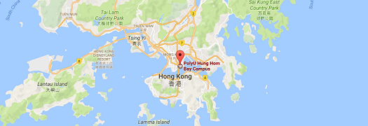 PolyU Hung Hom Bay Campus